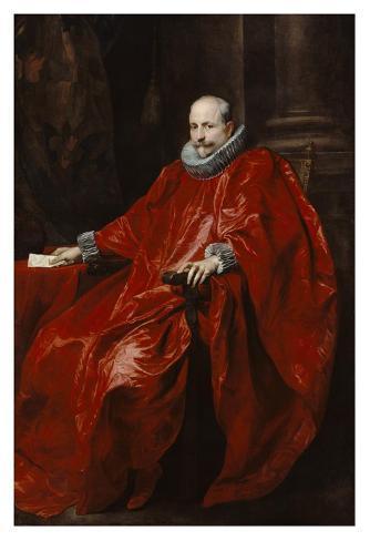 Portrait of Agostino Pallavicini Art Print