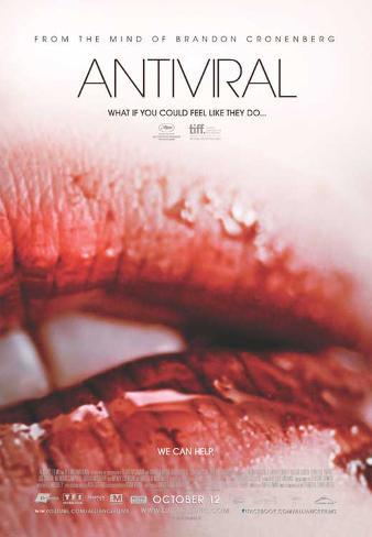 Antiviral Movie Poster Masterprint