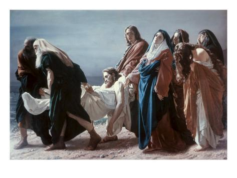 The Deposition of Christ Giclee Print