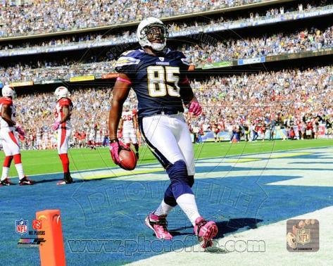 Antonio Gates 2010 Action Photo At Allposters Com Au