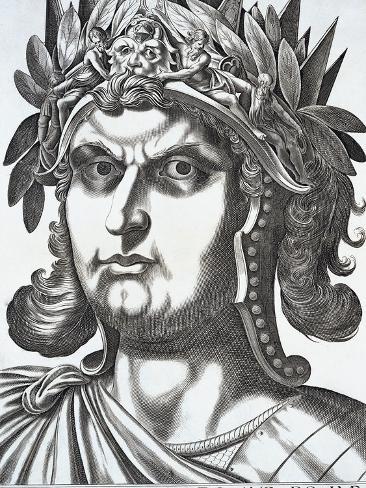 Nero, Emperor of Rome Photographic Print