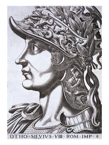 Otho Silvius, Emperor of Rome Giclee Print