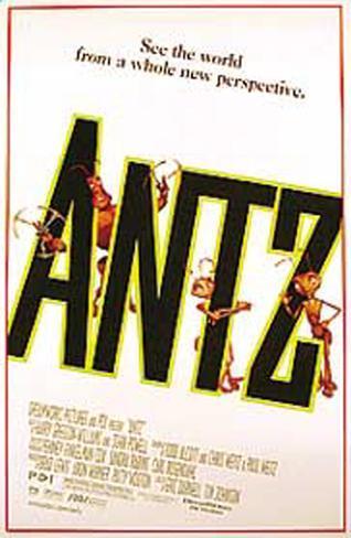 Antz Original Poster