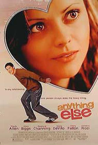 Anything Else Original Poster