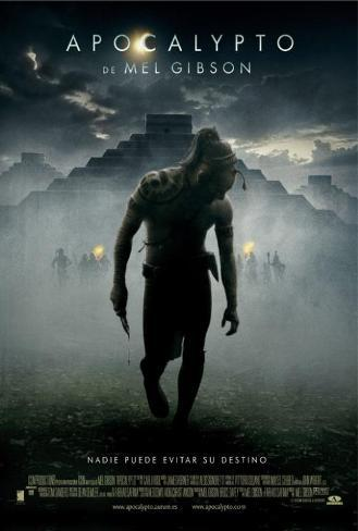 Apocalypto - Spanish Style Poster