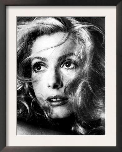 April Fools, Catherine Deneuve, 1969 Framed Art Print