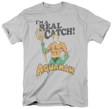 Aquaman - Real Catch T-Shirt
