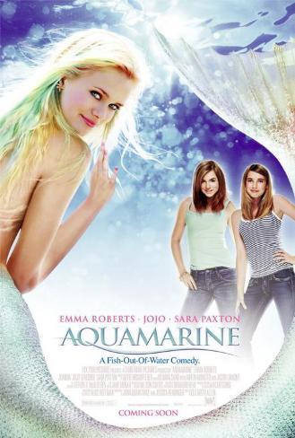 Aquamarine Pôster