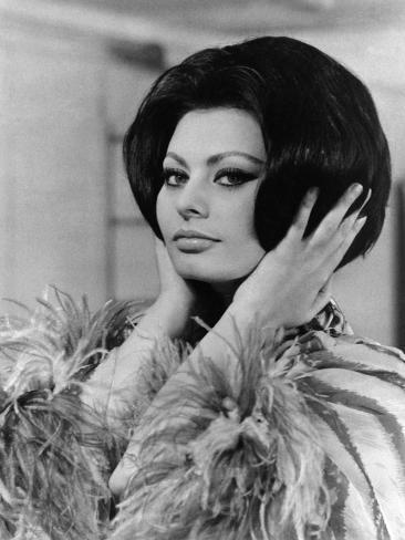 Arabesque, Sophia Loren, 1966 Foto