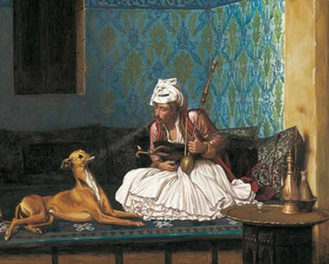 Arabian VIII Art Print