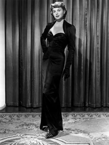 Arch of Triumph, Ingrid Bergman, 1948 Fotografia