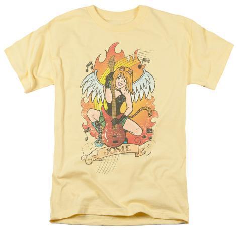 Archie Comics-Josie Tattoo T-Shirt
