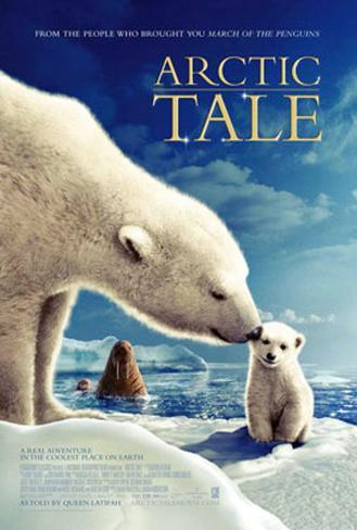 Arctic Tale Double-sided poster