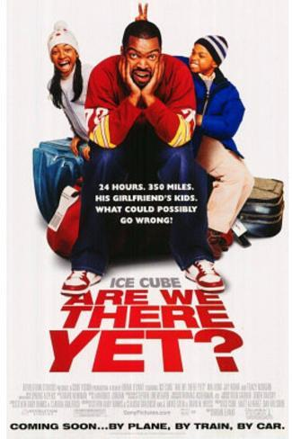 Are We There Yet? Original Movie Poster Ice Cube Nia Lo Original Poster