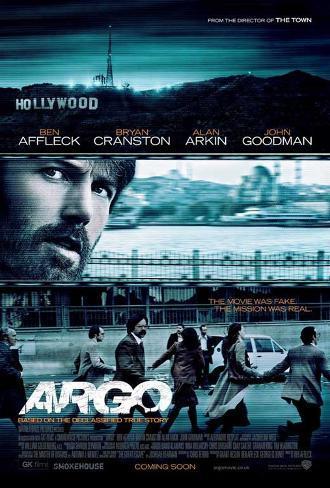 Argo Movie Poster Masterprint