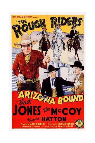 Arizona Bound Giclee Print