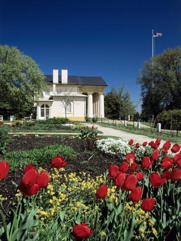 Arlington House, Robert E. Lee Memorial Arlington Virginia, USA Photographic Print