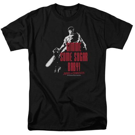 Army Of Darkness - Sugar T-Shirt
