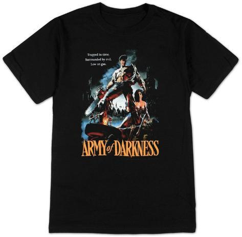 Army of Darkness - Trapped in time Camiseta