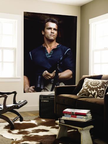 Arnold Schwarzenegger Bildtapet