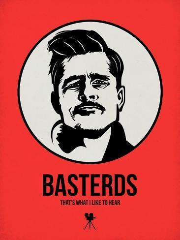 Basterds 2 Art Print