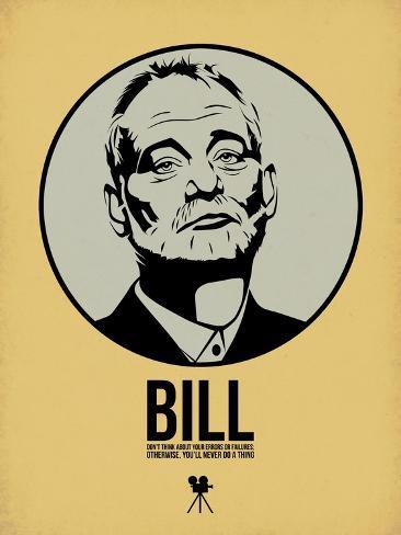 Bill 1 Art Print