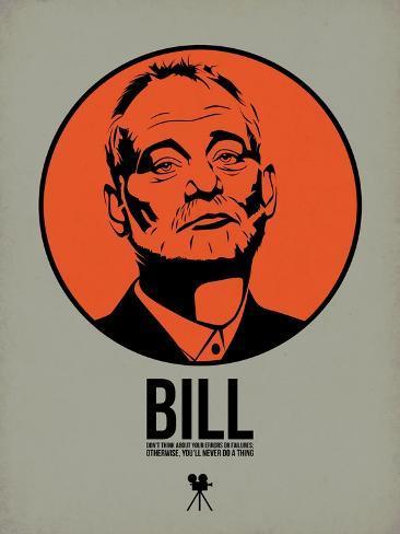 Bill 2 Art Print