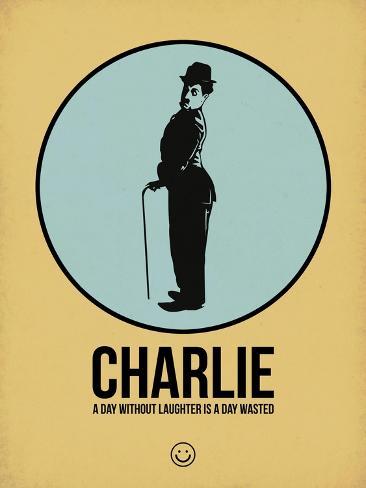 Charlie 2 Art Print
