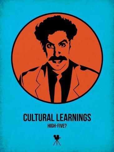 Cultural Learnings 1 Art Print