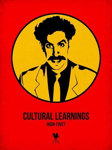 Cultural Learnings 2 Art Print