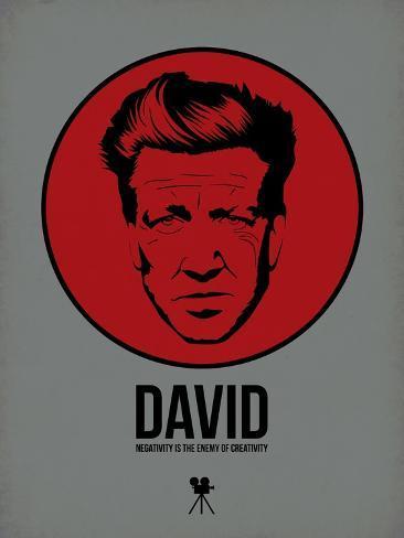 David 1 Art Print