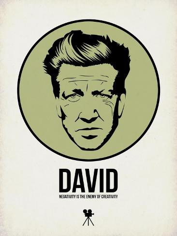 David 2 Art Print