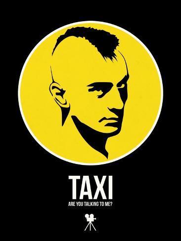 Taxi 2 Art Print
