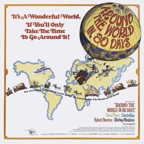 Around the World In 80 Days, 1956,