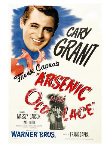Arsenic and Old Lace, 1944 Art Print