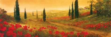 Toscano Panel I Art Print