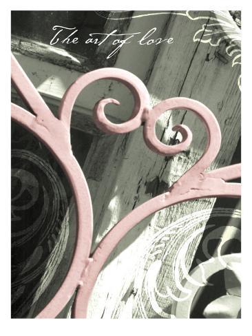 Art of Love Giclee Print