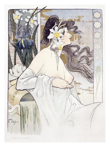 La Garonner Giclee Print