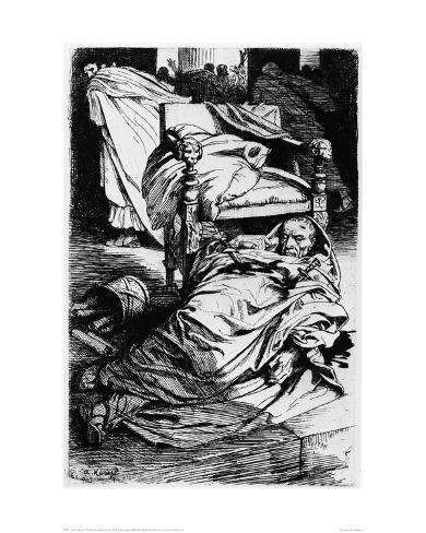 The Murder of Julius Caesar, 1924 Giclee Print