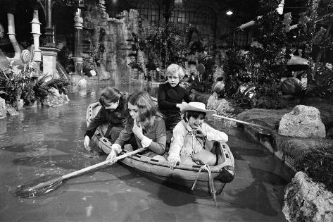 Willy Wonka and the Chocolate Factory Impressão fotográfica