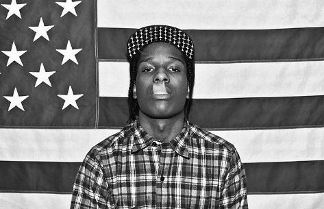 ASAP Rocky Music Poster Póster