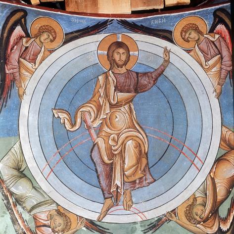 Ascension, 1192 Lámina giclée