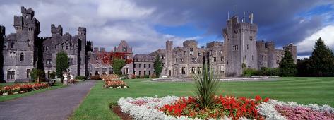 Ashford Castle, Ireland Impressão fotográfica