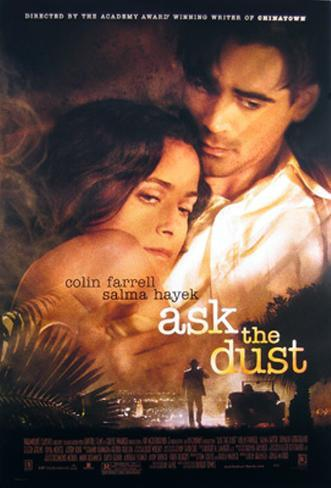 Ask The Dust Double-sided poster