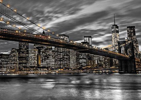 Nueva York Póster de gran tamaño