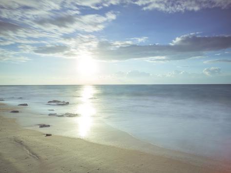 Sunshine Shores Giclée-vedos