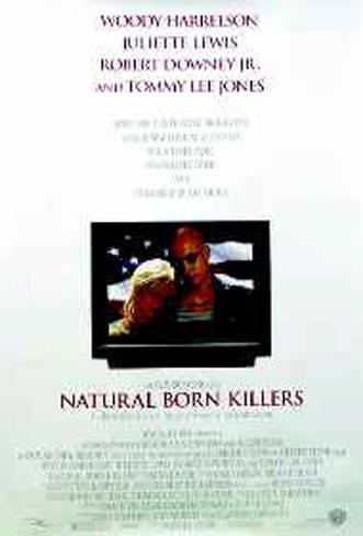 Assassinos por Natureza Pôster original