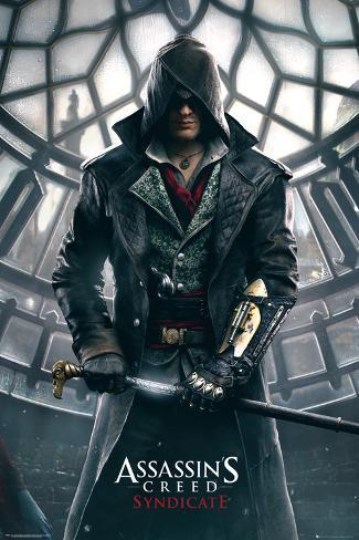 Assassins Creed Syndicate- Big Ben Poster