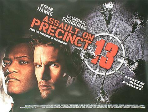 Assault On Precinct 13 Original Poster