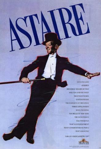 Astaire Poster